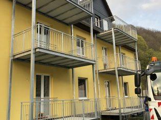 Balkonanlage (BV Horn Tharandt)