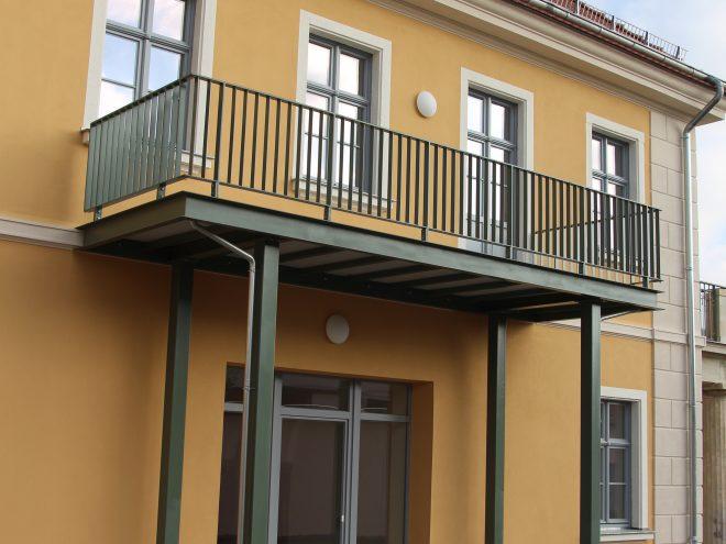 Balkon- & Terrassenanlagen